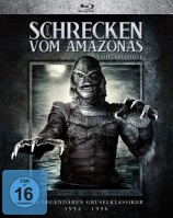 Der Schrecken vom Amazonas - Die Trilogie (Blu-ray)