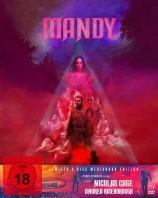 Mandy - Mediabook (Blu-ray)