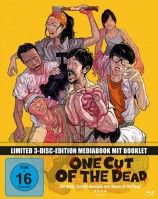 One Cut of the Dead - Mediabook (Blu-ray)