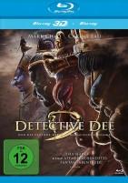 Detective Dee und die Legende der vier himmlischen Könige - Blu-ray 3D + 2D (Blu-ray)