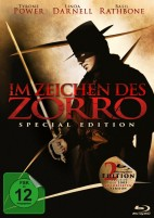 Im Zeichen des Zorro - Special Edition (Blu-ray)