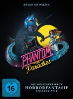 Phantom im Paradies - Mediabook / Cover B (Blu-ray)