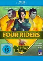 Four Riders - Shaw Brothers Collection (Blu-ray)