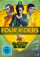 Four Riders - Shaw Brothers Collection (DVD)