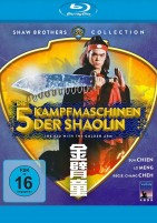 Die 5 Kampfmaschinen der Shaolin - The Kid With The Golden Arm - Shaw Brothers Collection (Blu-ray)