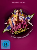 Phantom im Paradies - Mediabook / Cover A (Blu-ray)