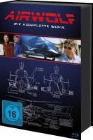 Airwolf - Die komplette Serie / 2. Auflage (Blu-ray)