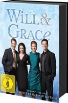 Will & Grace - Die komplette Serie / 2. Auflage (DVD)