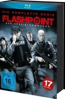 Flashpoint - Das Spezialkommando - Die komplette Serie / 2. Auflage (Blu-ray)