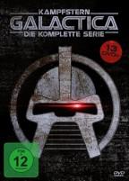Kampfstern Galactica - Die komplette Serie / 3. Auflage (DVD)