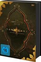 Sanctuary - Wächter der Kreaturen - Die komplette Serie / 2. Auflage (DVD)