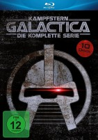 Kampfstern Galactica - Die komplette Serie / 2. Auflage (Blu-ray)