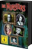 Die Munsters - Die komplette Serie / 3. Auflage (DVD)