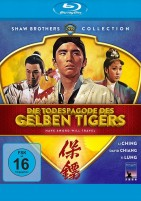 Die Todespagode des gelben Tigers - Shaw Brothers Collection (Blu-ray)