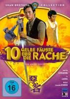 Zehn gelbe Fäuste für die Rache - The Angry Guest (DVD)