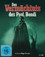 Das Vermächtnis des Professor Bondi - Mediabook (Blu-ray)
