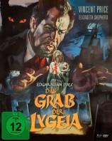 Das Grab der Lygeia - Mediabook / Cover B (Blu-ray)