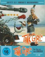 Tank Girl - Mediabook / Cover B (Blu-ray)