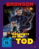 Das Gesetz ist der Tod - Mediabook / Cover A (Blu-ray)