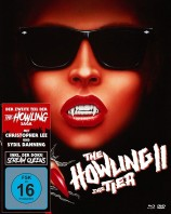 The Howling II - Das Tier II - Mediabook (Blu-ray)
