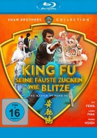 King Fu - Seine Fäuste zucken wie Blitze - Shaw Brothers Collection (Blu-ray)