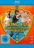 King Fu - Seine Fäuste zucken wie Blitze - Shaw Brothers Collection (Blu-ray)