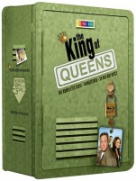 The King of Queens - Die komplette Serie / Spind-Box (Blu-ray)