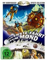 Die erste Fahrt zum Mond - Ray Harryhausen Effects Collection (Blu-ray)