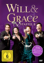 Will & Grace - Staffel 8 (DVD)