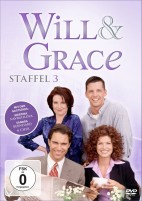 Will & Grace - Staffel 3 (DVD)