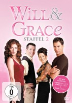 Will & Grace - Staffel 2 (DVD)