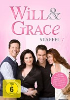 Will & Grace - Staffel 7 (DVD)