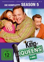 The King of Queens - Staffel 5 / 16:9 (DVD)
