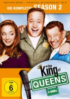 The King of Queens - Staffel 2 / 16:9 (DVD)