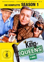 The King of Queens - Staffel 1 / 16:9 (DVD)