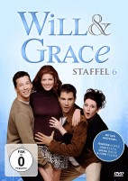 Will & Grace - Staffel 6 (DVD)