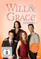 Will & Grace - Staffel 5 (DVD)
