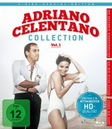 Adriano Celentano Collection - Vol. 1 (Blu-ray)