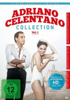 Adriano Celentano Collection - Vol. 1 (DVD)