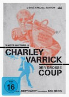 Der grosse Coup - Charley Varrick - Special Edition (DVD)