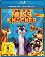 Operation Nussknacker - Blu-ray 3D (Blu-ray)