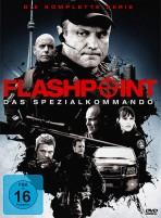 Flashpoint - Das Spezialkommando - Die komplette Serie (DVD)