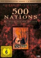 500 Nations - Die Geschichte der Indianer - Die komplette Serie (DVD)