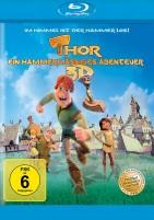 Thor - Ein hammermässiges Abenteuer 3D - Blu-ray 3D + 2D (Blu-ray)