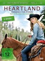 Heartland - Paradies für Pferde - Staffel 05 / Teil 2 (DVD)