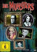 Die Munsters - Die komplette Serie / Neuauflage (DVD)