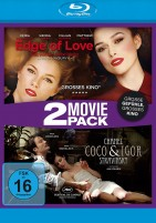 Edge of Love & Coco Chanel & Igor Stravinsky - 2 Movie Pack (Blu-ray)