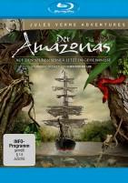 Der Amazonas - Auf den Spuren seiner letzten Geheimnisse - Jules Verne Adventures (Blu-ray)