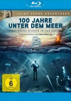 100 Jahre unter dem Meer - Versunkene Schiffe in der Karibik - Jules Verne Adventures (Blu-ray)