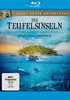 Die Teufelsinseln - Eine Reise ins Alcatraz des Dschungels - Jules Verne Adventures (Blu-ray)